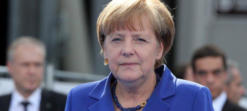 Angela Merkel am 16.10.2014