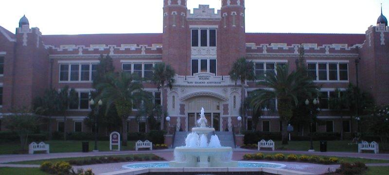 Florida State University Westcott Building