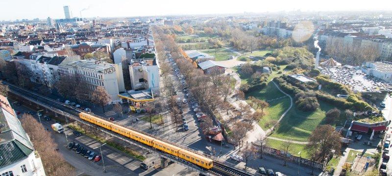 Goerlitzer Park Berlin-Kreuzberg