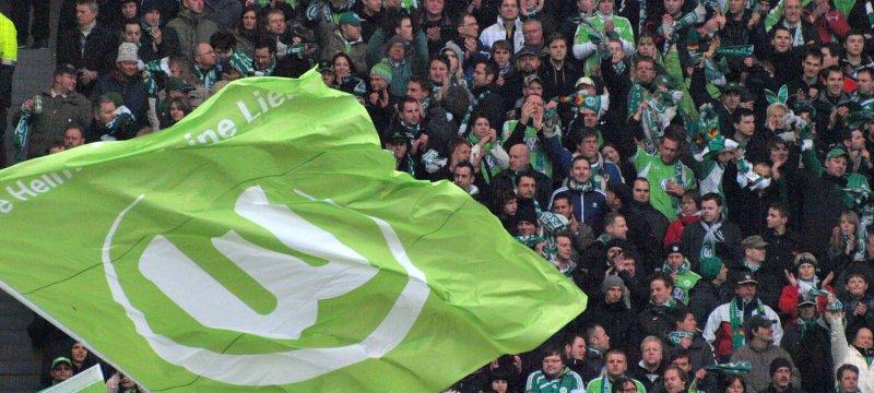 Fans des VfL Wolfsburg