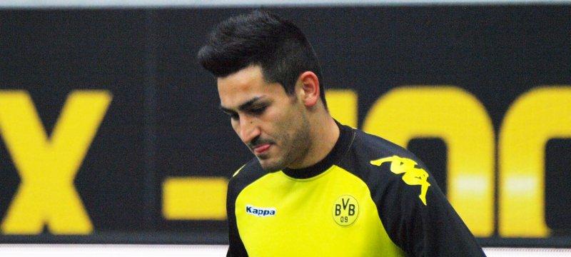 Ilkay Gündogan Borussia Dortmund
