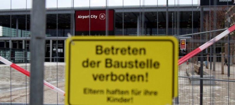 Flughafen Berlin-Brandenburg International BER