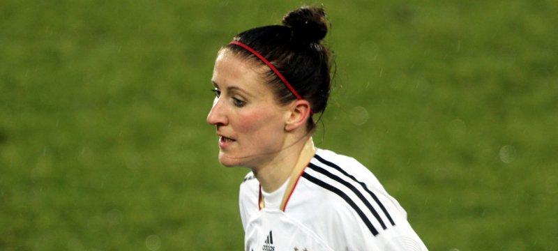 Anja Mittag Deutsche Frauen-Fußballnationalmannschaft
