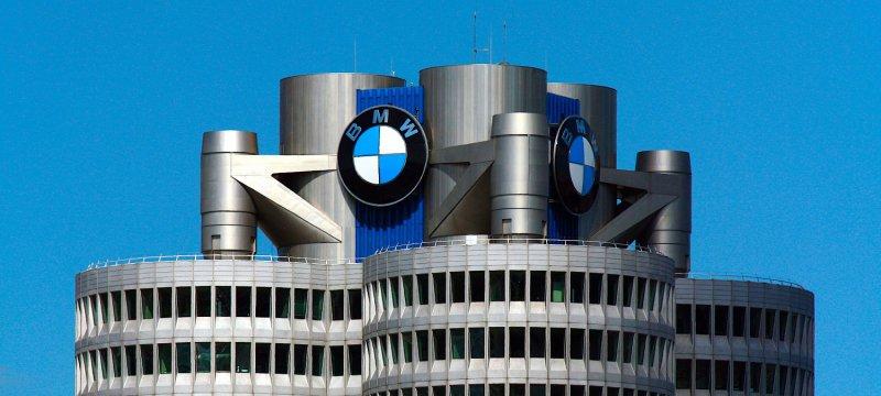 BMW-Tower