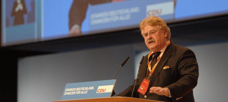 Elmar Brok CDU