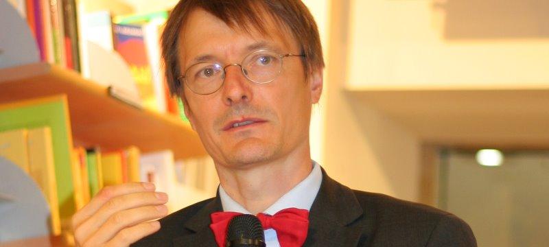 Karl Lauterbach SPD 2009