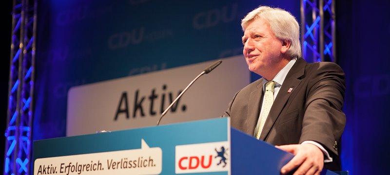 Volker Bouffier CDU 2013