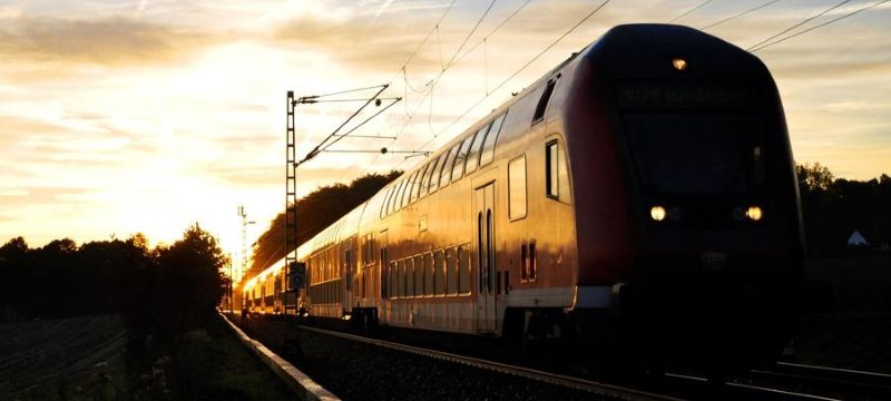 Zug Deutsche Bahn