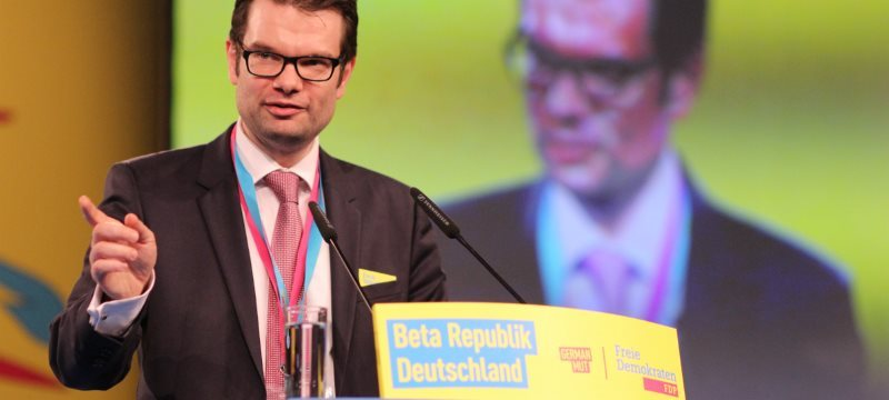 Marco Buschmann FDP