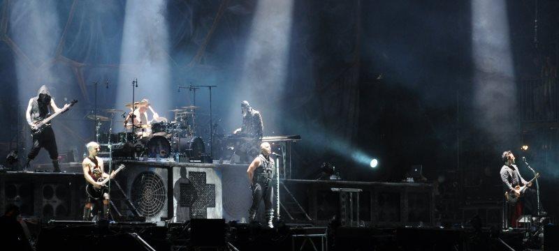 Rammstein Wacken 2013