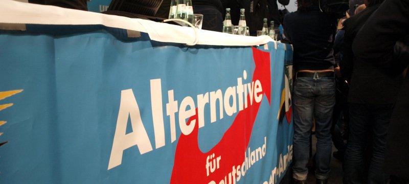 Journalisten bei der AfD