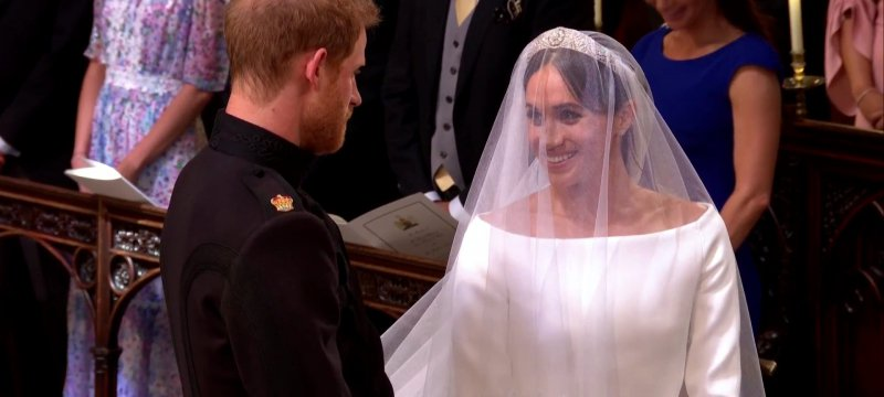 Prinz Harry und Meghan Markle am 19.05.2018