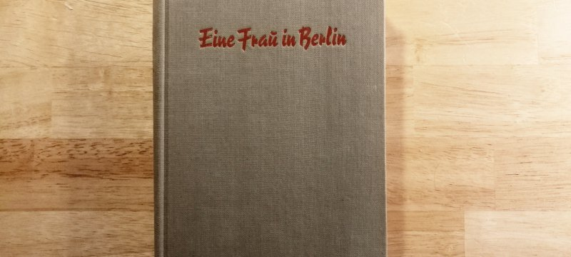 Eine-Frau-in-Berlin-Ausgabe von 1959