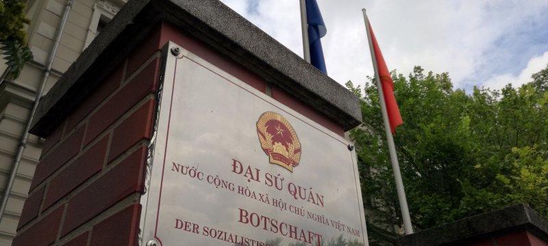 Botschaft Vietnams