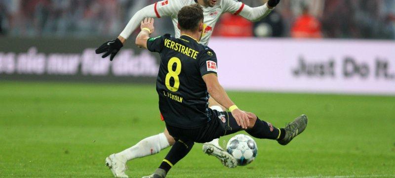 RB Leipzig - 1. FC Köln am 23.11.2019