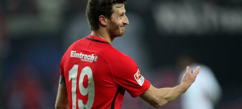 David Ángel Abraham Eintracht Frankfurt