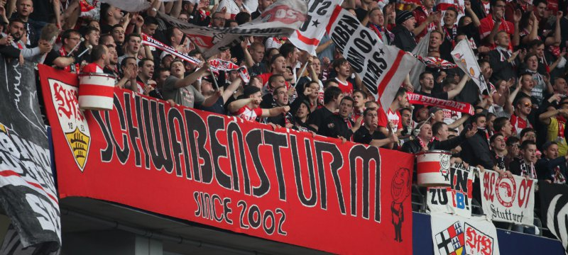 Fans des VfB Stuttgart