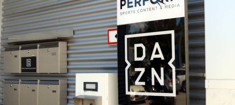DAZN-Geschäftsstelle