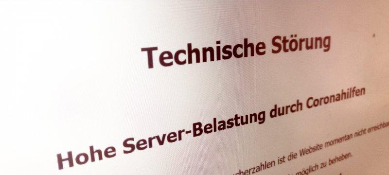 Startseite der Investitionsbank Berlin