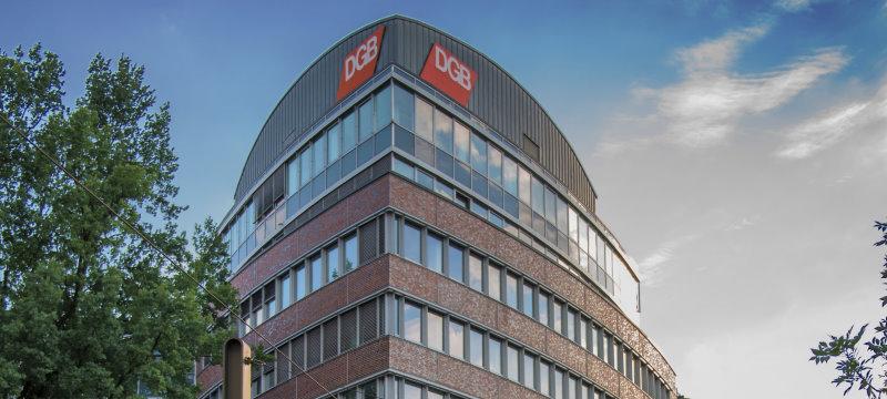 Berlin Deutscher Gewerkschaftsbund Bundesvorstand