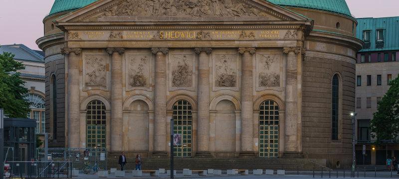 Berlin Bebelplatz